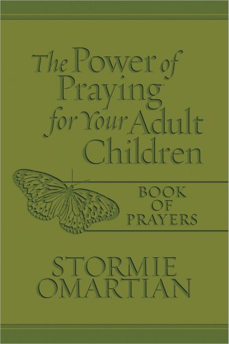 9780736947480: The Power of Praying® for Your Adult Children Book of Prayers Milano Softone™