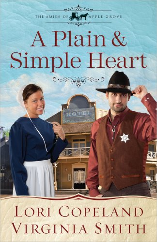 9780736947558: A Plain and Simple Heart (The Amish of Apple Grove)