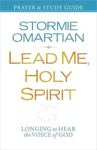 9780736947770: Lead Me, Holy Spirit Prayer and Study Guide: Longing to Hear the Voice of God