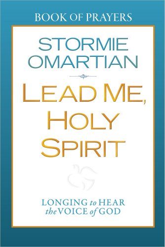 9780736947794: Lead Me, Holy Spirit Book of Prayers: Longing to Hear the Voice of God