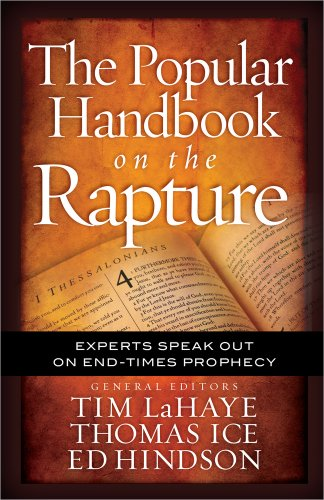 9780736947831: The Popular Handbook on the Rapture: Experts Speak Out on End-Times Prophecy (Take Me Through the Bible)