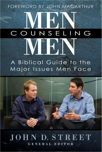 9780736949262: Men Counseling Men: A Biblical Guide to the Major Issues Men Face