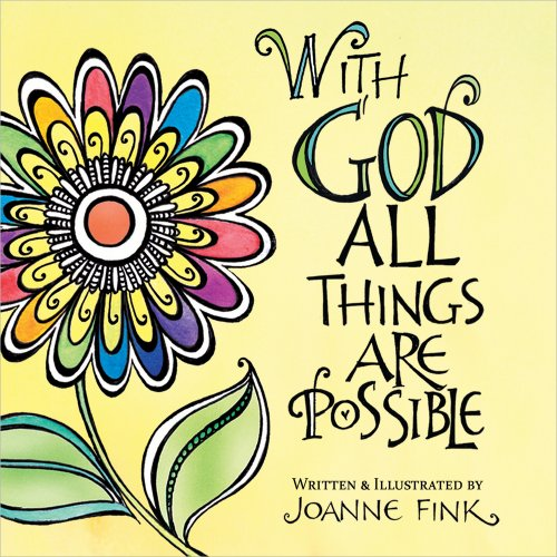 9780736949620: With God All Things Are Possible