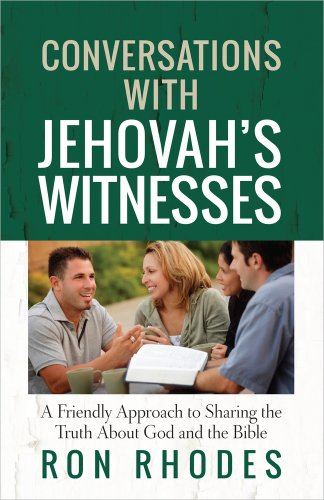 9780736951425: Conversations with Jehovah's Witnesses: A Friendly Approach to Sharing the Truth About God and the Bible
