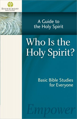 9780736951937: Who Is the Holy Spirit? (Stonecroft Bible Studies)