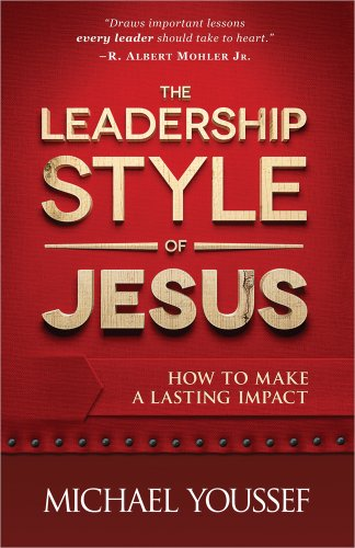 9780736952309: The Leadership Style of Jesus: How to Make a Lasting Impact