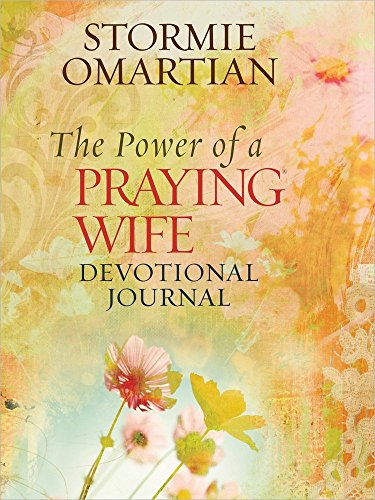 The Power of a Praying Wife Devotional Journal: Stormie Omartian