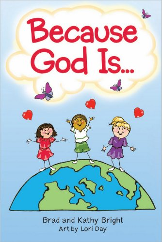 9780736954068: Because God Is Awesome!: Discovering How Amazing He Really Is