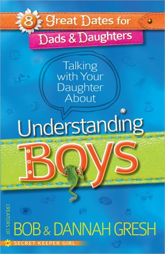 9780736955348: Talking with Your Daughter About Understanding Boys (8 Great Dates for Dads and Daughters)