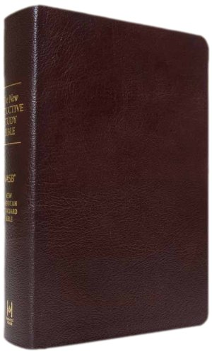 9780736957106: The New Inductive Study Bible (NASB)