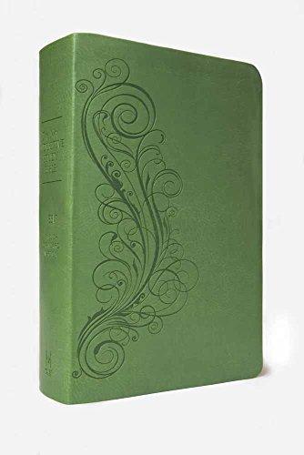 9780736957212: The New Inductive Study Bible Milano Softone™ (ESV)