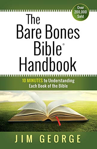 9780736958189: The Bare Bones Bible® Handbook: 10 Minutes to Understanding Each Book of the Bible (The Bare Bones Bible® Series)