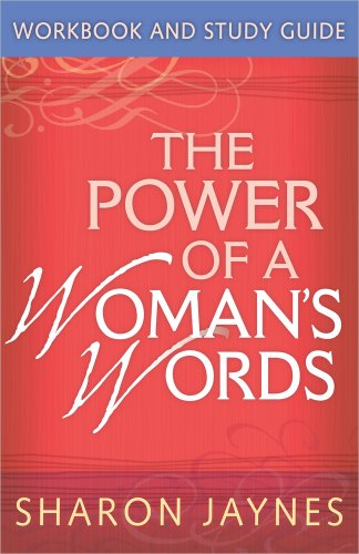 9780736958677: The Power of a Woman's Words Workbook and Study Guide