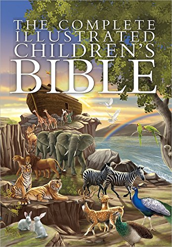 9780736962131: The Complete Illustrated Children's Bible (The Complete Illustrated Children's Bible Library)