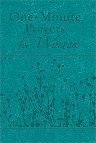 9780736966665: One-Minute Prayers® for Women Milano Softone™ Teal