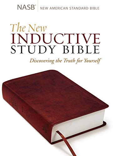 9780736969895: The New Inductive Study Bible Milano Softone™ (NASB)