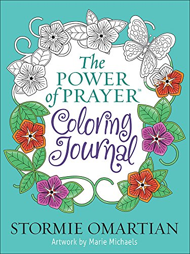 9780736970143: The Power of Prayer™ Coloring Journal
