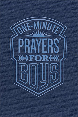 9780736973458: One-Minute Prayers® for Boys