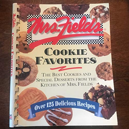 9780737000030: Mrs. Fields Cookie Favorites