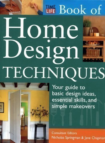 9780737003215: Time-Life Book of Home Design Techniques