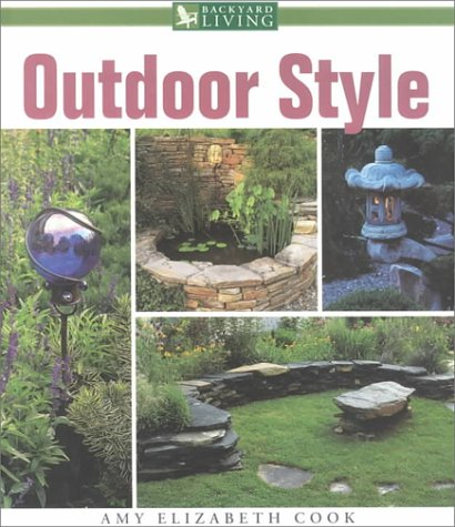 9780737006230: Outdoor Style (Backyard Living)