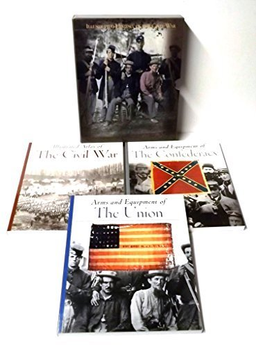 9780737031577: Illustrated History of the Civil War 3V