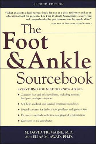 9780737300215: The Foot & Ankle Sourcebook