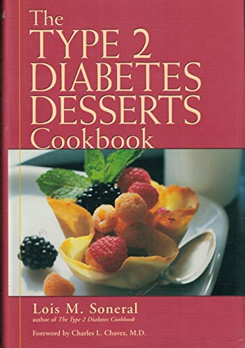 9780737300772: The Type 2 Diabetes Desserts Cookbook
