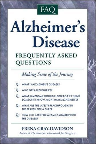 9780737300796: Alzheimer's Disease: Frequently Asked Questions