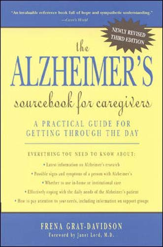 9780737301311: The Alzheimer's Sourcebook for Caregivers
