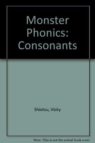 Monster Phonics: Consonants: Shiotsu, Vicky