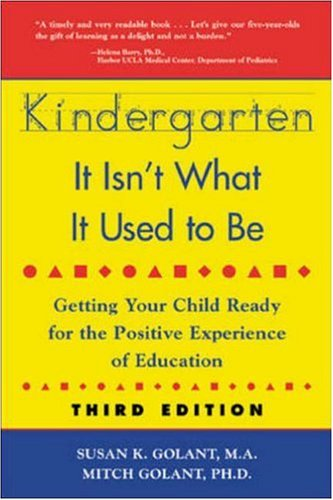 9780737302530: Kindergarten: It Isn't What It Used to Be