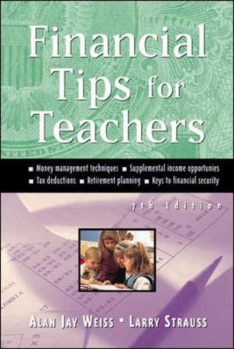 9780737303025: Financial Tips For Teachers