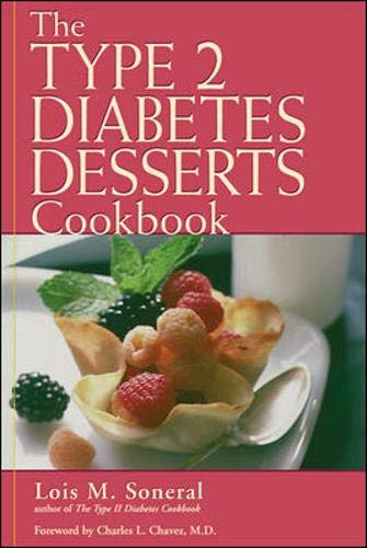 9780737303636: Type 2 Diabetes Desserts Cookbook, The