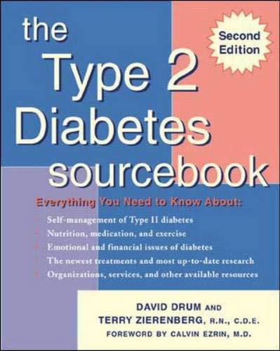 9780737303858: The Type 2 Diabetes Sourcebook