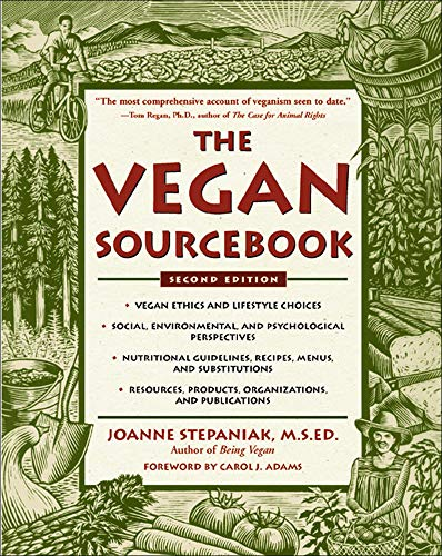 9780737305067: The Vegan Sourcebook (Sourcebooks)