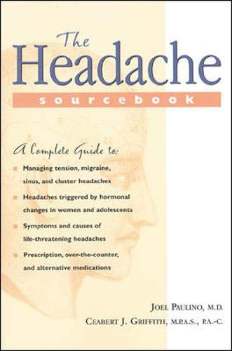 9780737305456: The Headache Sourcebook
