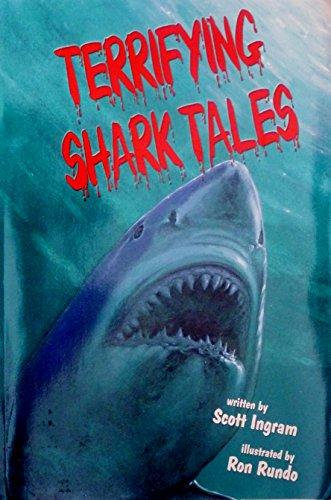 9780737398557: Terrifying shark tales
