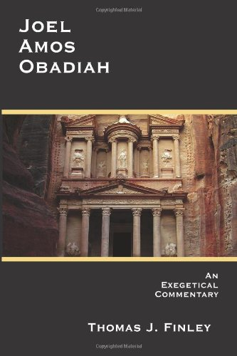 9780737500189: Joel, Amos, Obadiah: An Exegetical Commentary