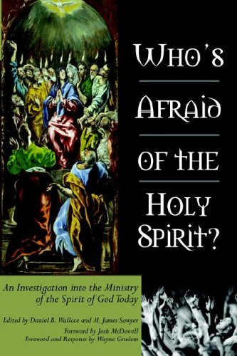 9780737500684: Who's Afraid of the Holy Spirit?
