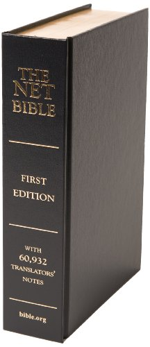 9780737501629: NET Bible First Edition (Hardback)