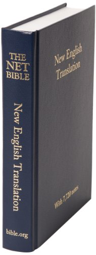 9780737501711: Net Bible-New English Translation harcover Pew Bible with 7,722 Condensed Notes-Glossary of Terms: Concordance-Premium Bible Paper-28 Gram ... Holy lands-Holy Bible-New and Old Testaments