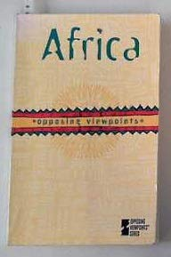 9780737701180: Opposing Viewpoints Series - Africa (paperback edition)