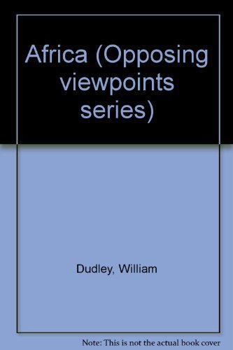 9780737701197: Opposing Viewpoints Series - Africa (hardcover edition)