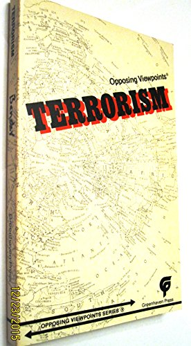 9780737701371: Terrorism (Hardcover Edition) (Opposing Viewpoints)