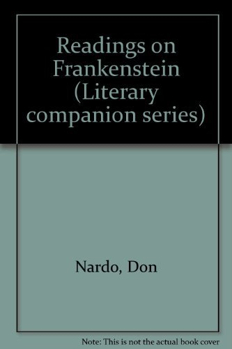 Readings on Frankenstein (Greenhaven Press Literary Companion: Mary Shelley