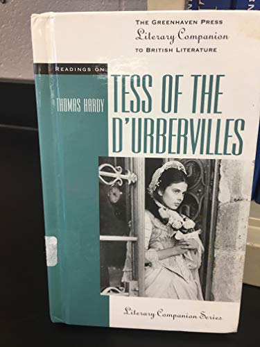 9780737701968: Literary Companion Series - Tess of the d'Urbervilles (paperback edition)