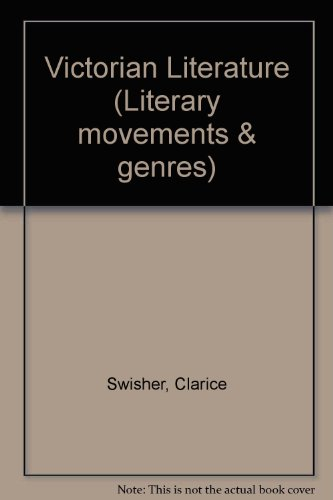 9780737702095: Victorian Literature (Greenhaven Press Companion to Literary Movements and Genres)