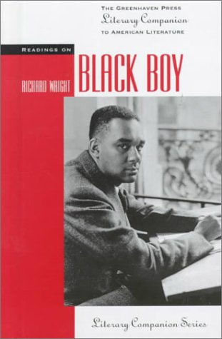 9780737702439: Black Boy (Hardcover Edition) (Literary Companion (Greenhaven Hardcover))
