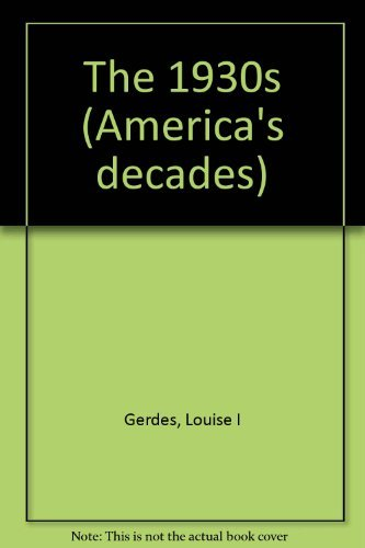 9780737703009: America's Decades - The 1930s (Hardcover Edition)